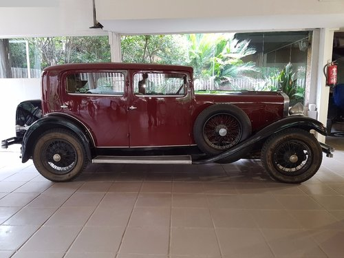RHD - Delage Sport year 1929 - 6 cylinder For Sale (picture 2 of 6)