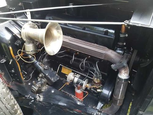 RHD - Delage Sport year 1929 - 6 cylinder For Sale (picture 6 of 6)