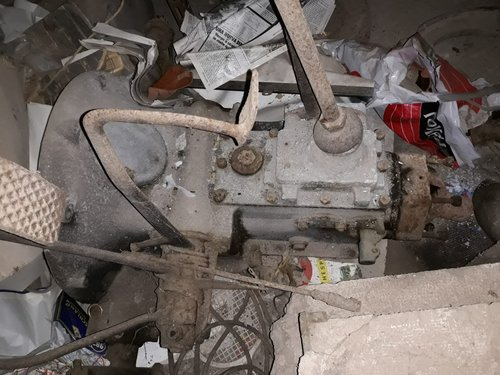 1925 Delage DI parts - frame, axle, engine parts, etc. For Sale (picture 3 of 5)
