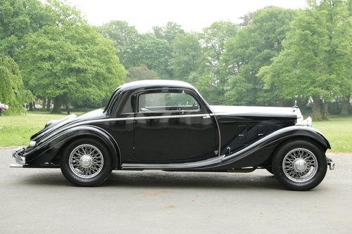 1935 Delage D6 11 S Etienne-Brandone Coupé  For Sale (picture 1 of 6)