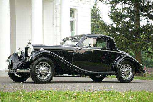 1935 Delage D6 11 S Etienne-Brandone Coupé  For Sale (picture 2 of 6)