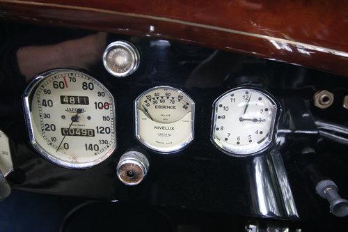 1935 Delage D6 11 S Etienne-Brandone Coupé  For Sale (picture 5 of 6)