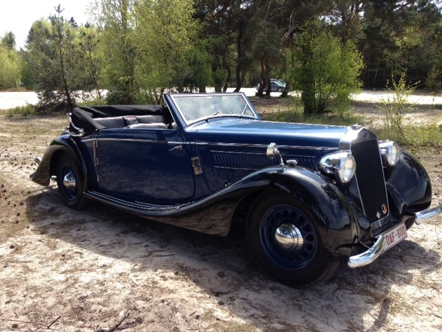 1937 Delage D6-70 Chapron For Sale (picture 1 of 6)