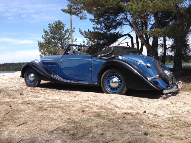 1937 Delage D6-70 Chapron For Sale (picture 3 of 6)