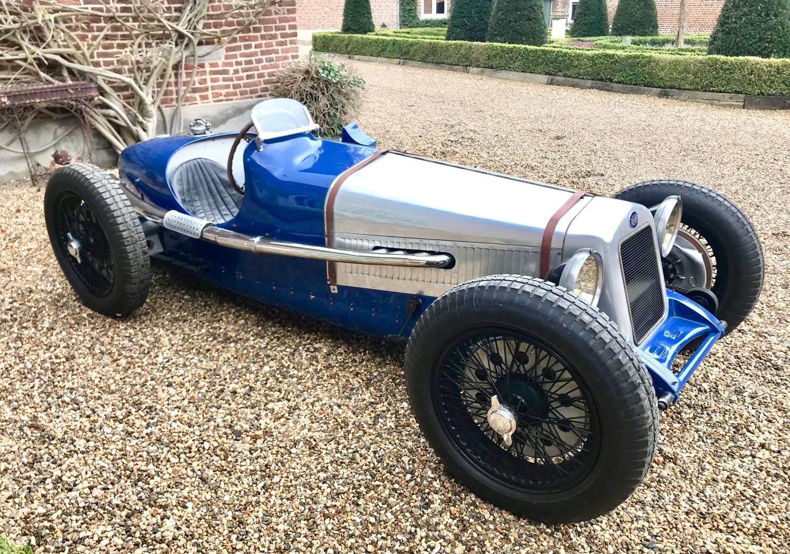 1931 Delage GP For Sale (picture 5 of 6)