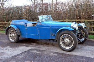 1928 DELAGE DIS SPORTS FOUR SEATER SPECIAL TOURER For Sale