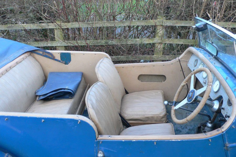 1928 DELAGE DIS SPORTS FOUR SEATER SPECIAL TOURER For Sale (picture 4 of 6)