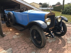1924 Delage DI torpedo For Sale