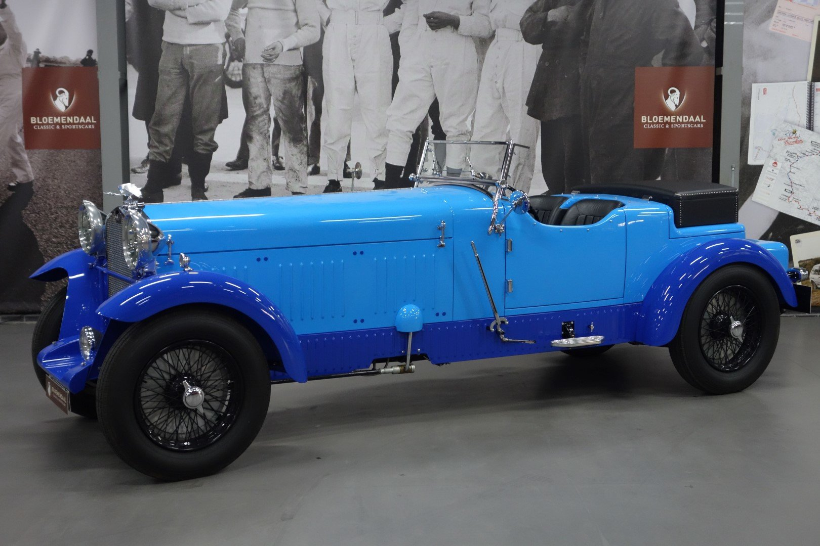 1931 Delage D8 SOLD (picture 1 of 6)