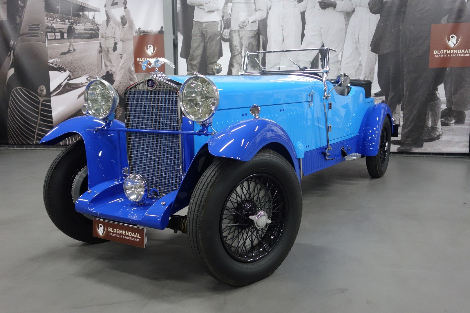 1931 Delage D8 SOLD (picture 2 of 6)