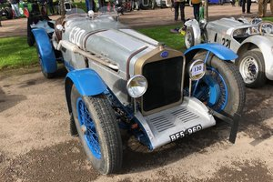 1925 Delage DM / DI 3.2 Supercharged 6-cyl Special Sports