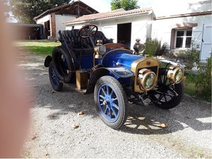 1906 Delage mono-cylinder year