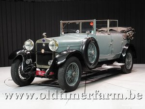 1926 Delage DI Transformable 11Cv 4 Cyl. '26 For Sale