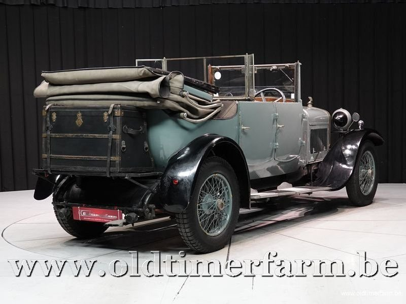 1926 Delage DI Transformable 11Cv 4 Cyl. '26 For Sale (picture 2 of 6)