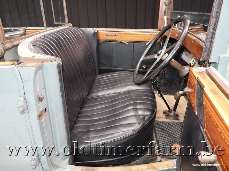 1926 Delage DI Transformable 11Cv 4 Cyl. '26 For Sale (picture 4 of 6)
