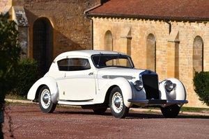 1939 Delage D6-75 Coach Panoramique par Letourneur et Marchand