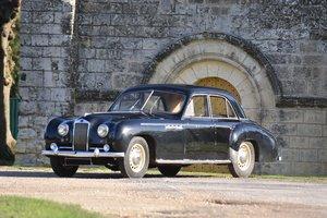 1954 Delage D6 3L Berline par Chapron No reserve