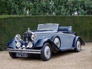 1934 Delage D6-11 Saoutchik Style Cabriolet