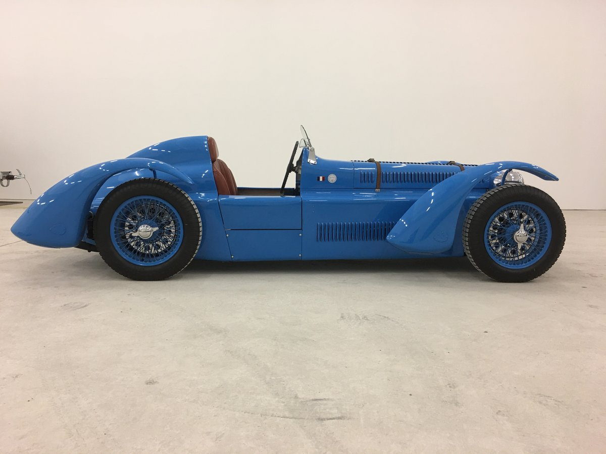 1947 Delage D6 3L perfect recreation For Sale (picture 1 of 6)