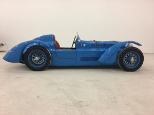 1947 Delage D6 3L perfect recreation