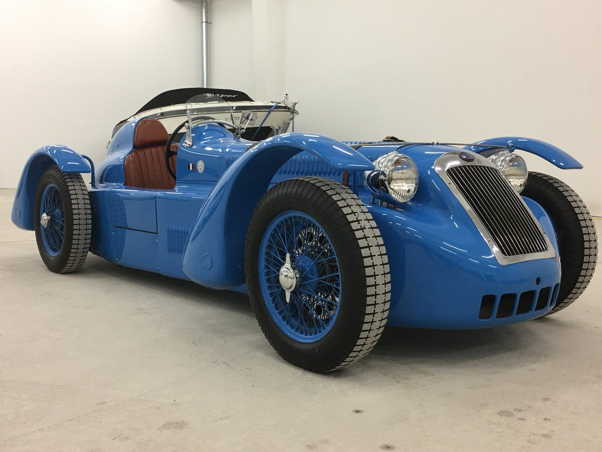 1947 Delage D6 3L perfect recreation For Sale (picture 2 of 6)