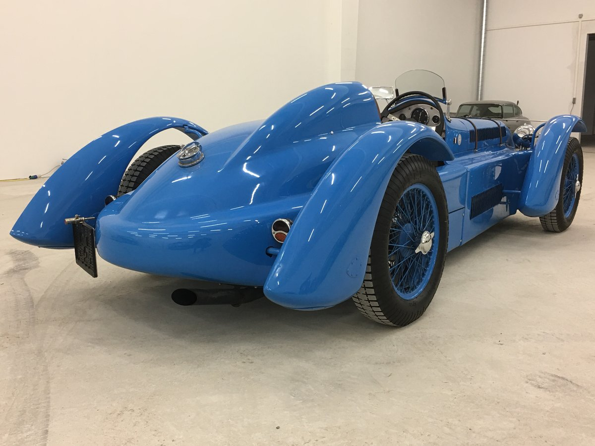 1947 Delage D6 3L perfect recreation For Sale (picture 3 of 6)