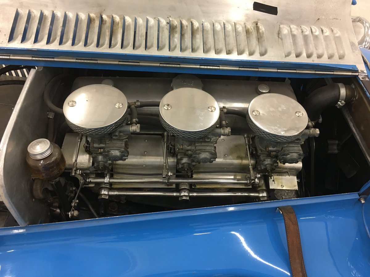 1947 Delage D6 3L perfect recreation For Sale (picture 5 of 6)