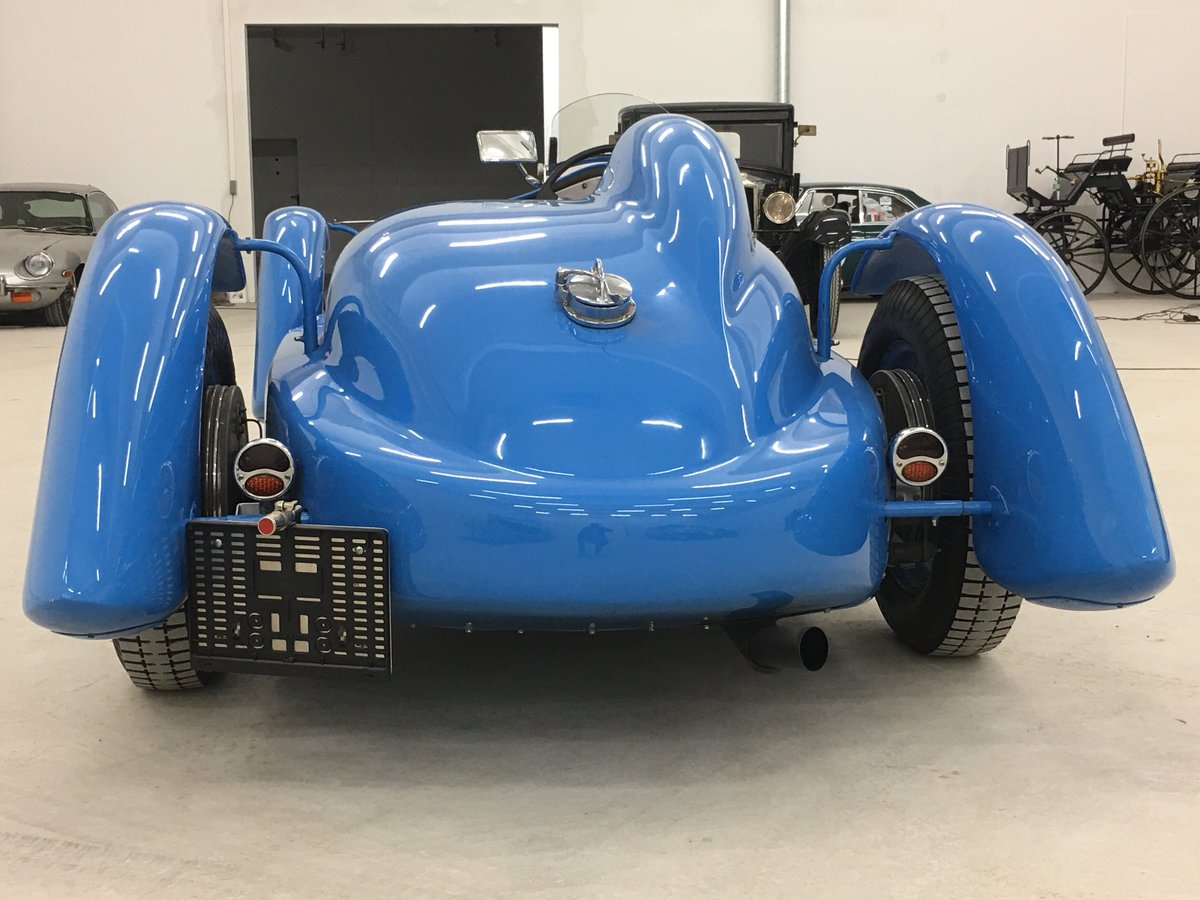 1947 Delage D6 3L perfect recreation For Sale (picture 6 of 6)