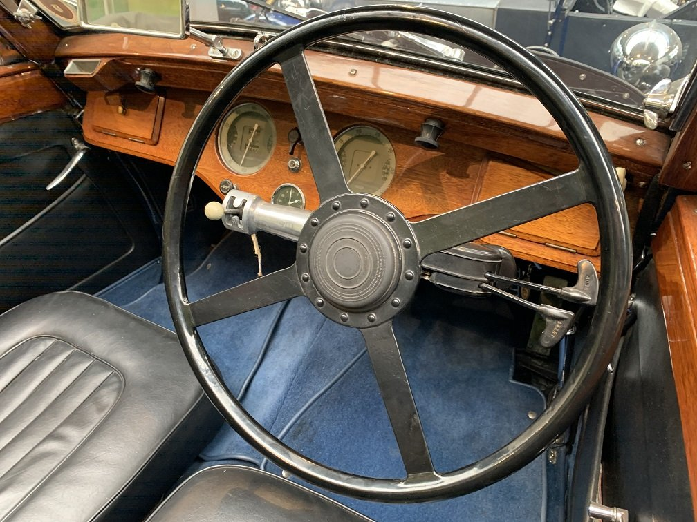 1937 Delage D6-70 Chapron For Sale (picture 5 of 6)