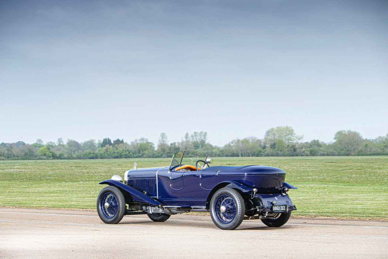 1922 DELAGE CO2 4½-LITRE SIX-CYLINDER OHV DUAL COWL TOURER For Sale (picture 3 of 6)