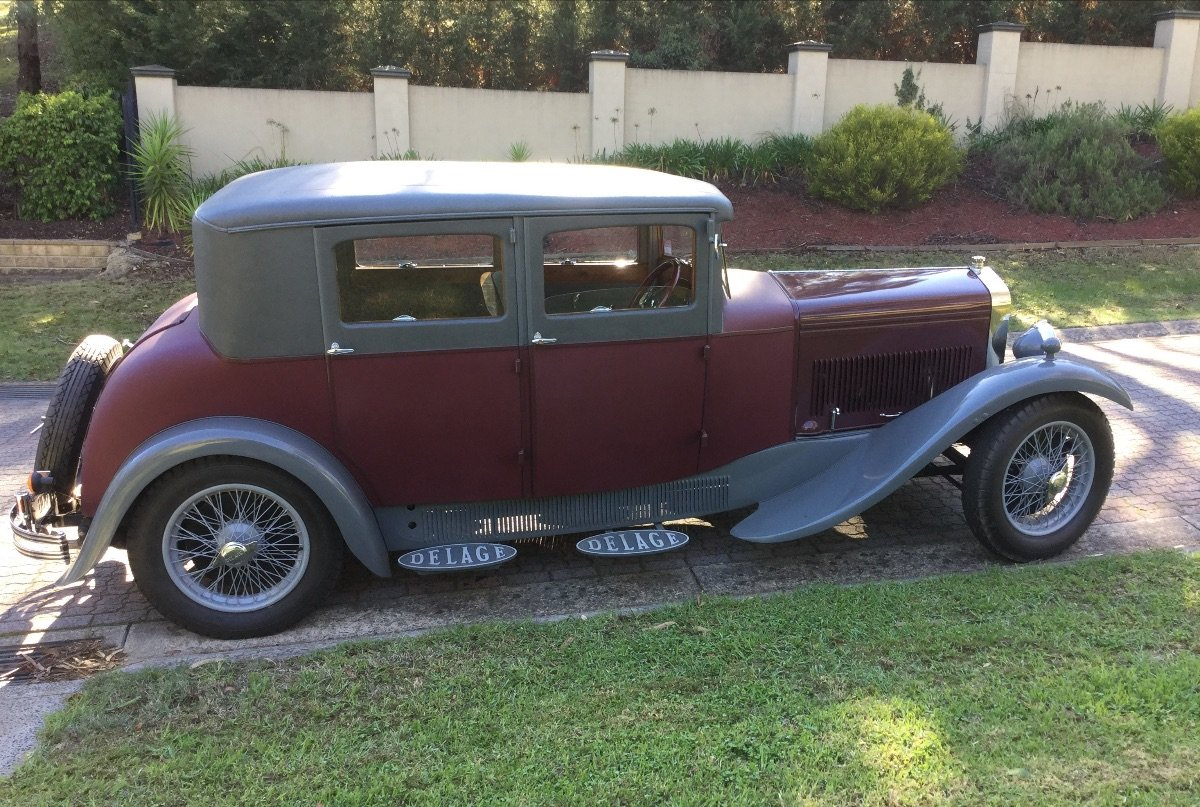 1928 Delage DM For Sale (picture 1 of 4)