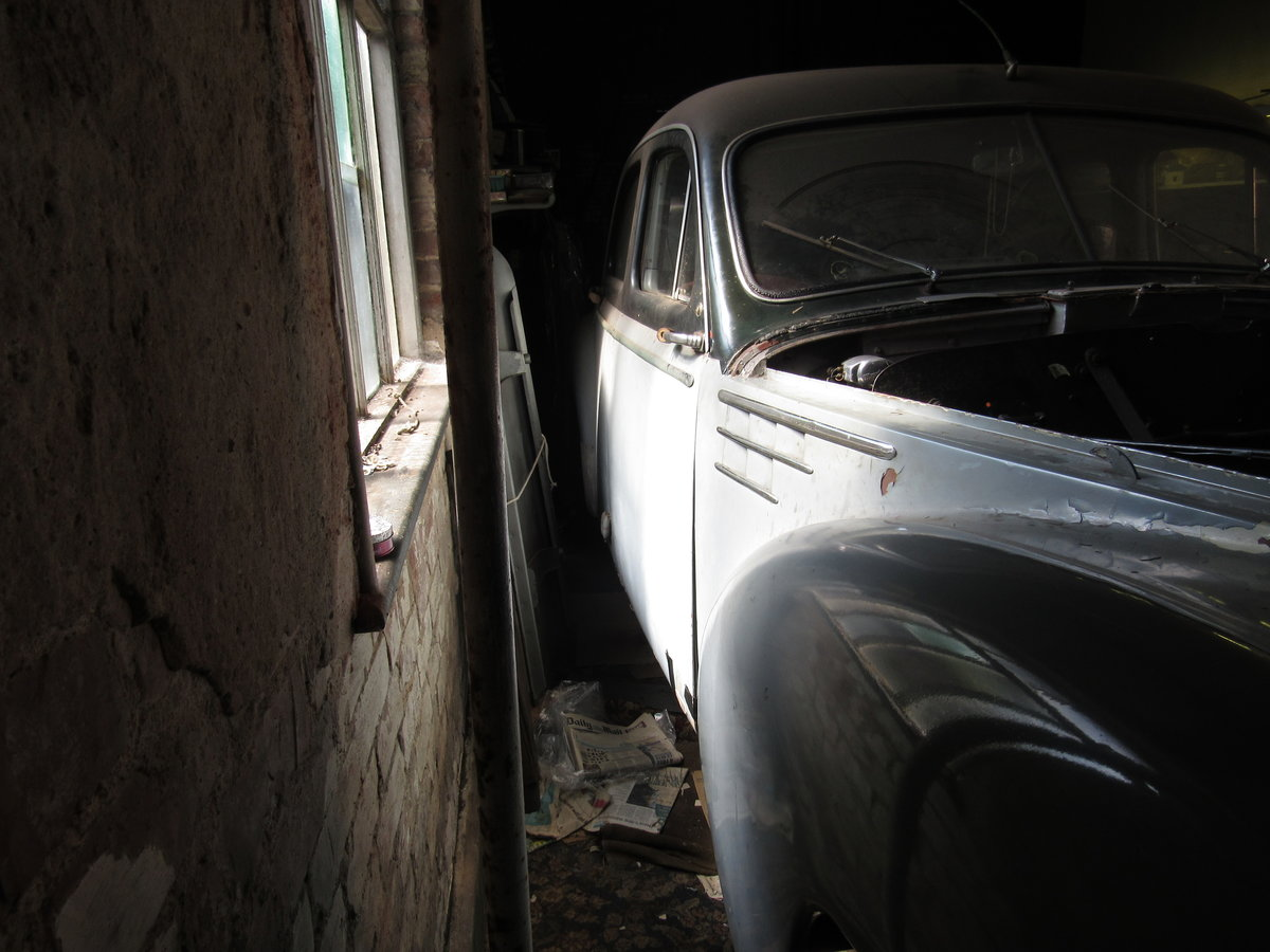 1950 Delage Restoration Opportunity SOLD (picture 2 of 6)