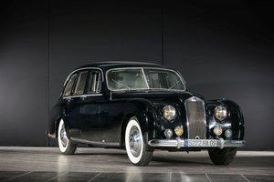 1952 Delage D6 3L limousine par Guilloré - No reserve