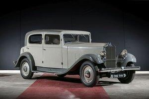 1933 Delage D6-11 Berline Série N - No reserve For Sale by Auction