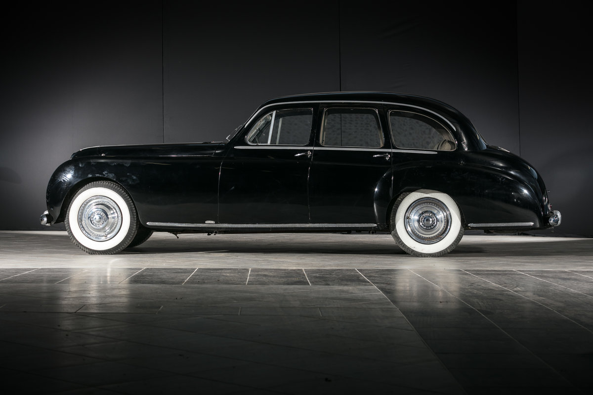 1952 Delage D6 3L limousine par Guilloré - No reserve For Sale by Auction (picture 3 of 6)