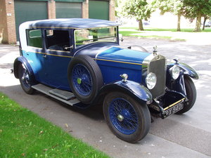 Picture of 1928 Delage DR70 4-door Weymann saloon  For Sale