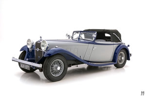 Picture of  1933 Delage D8S Cabriolet By Fernandez Et Darrin