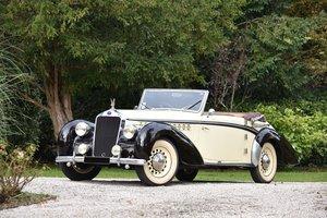 Picture of 1948 Delage D6 3L Cabriolet Milord par Guilloré For Sale by Auction