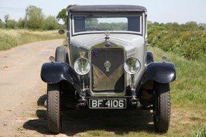 Picture of 1928 Delage 6-cylinder 2 1/2 litre DR70 Saloon SOLD