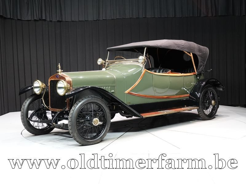 1915 Delage D6 Tourer '15 For Sale (picture 1 of 12)