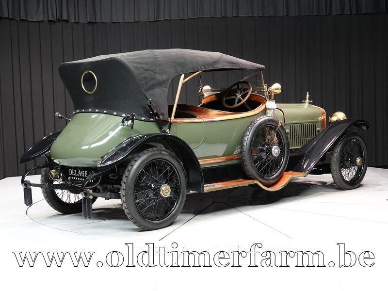 1915 Delage D6 Tourer '15 For Sale (picture 2 of 12)