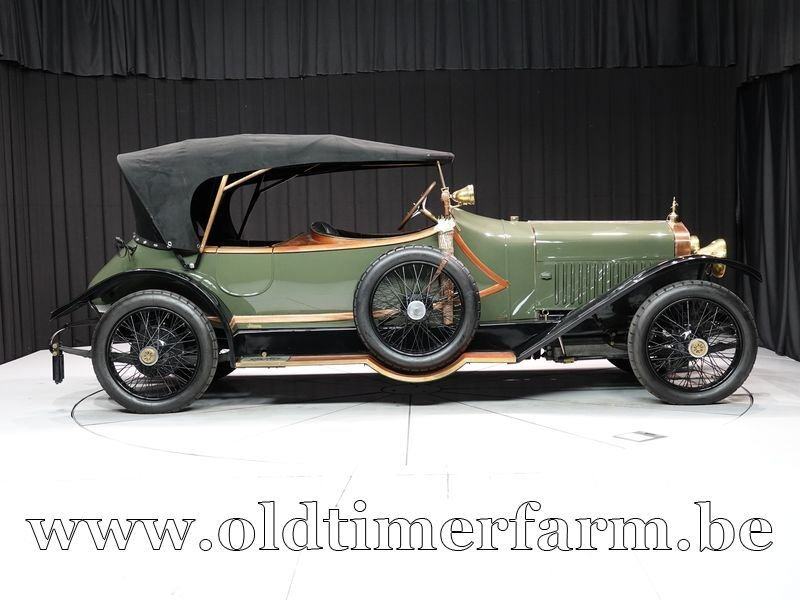 1915 Delage D6 Tourer '15 For Sale (picture 3 of 12)