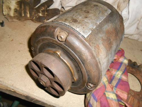 delage starter and dynamo For Sale (picture 2 of 6)
