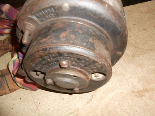 delage starter and dynamo For Sale (picture 3 of 6)