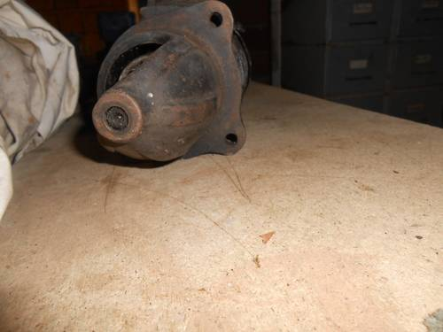 delage starter and dynamo For Sale (picture 5 of 6)