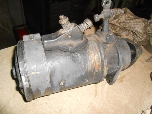 delage starter and dynamo For Sale (picture 6 of 6)