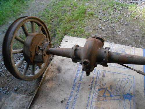 delage rear axle For Sale (picture 1 of 3)