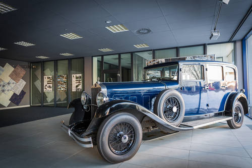 1930 Delage D8L - Limousine by Letourneur & Marchand For Sale (picture 1 of 6)