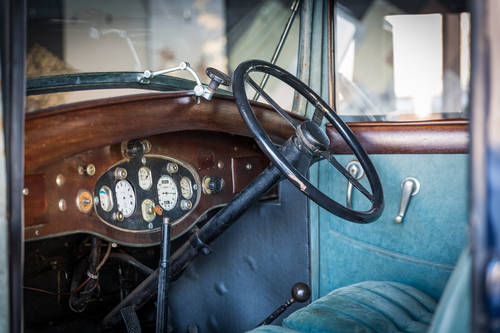 1930 Delage D8L - Limousine by Letourneur & Marchand For Sale (picture 3 of 6)