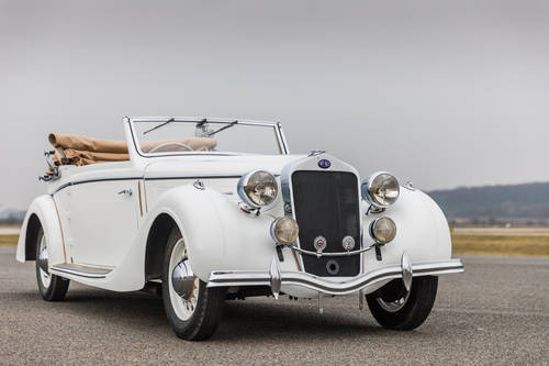 1937 Delage D6-70 - Cabriolet by Henri Chapron For Sale (picture 2 of 6)